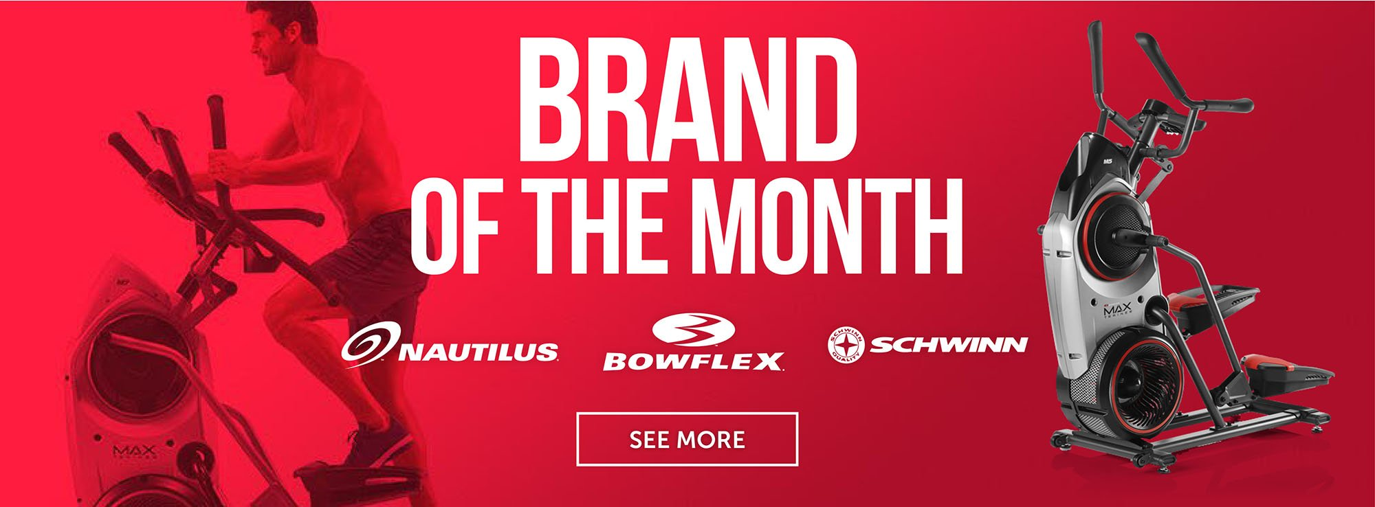 Brand of the Month - Nautilus
