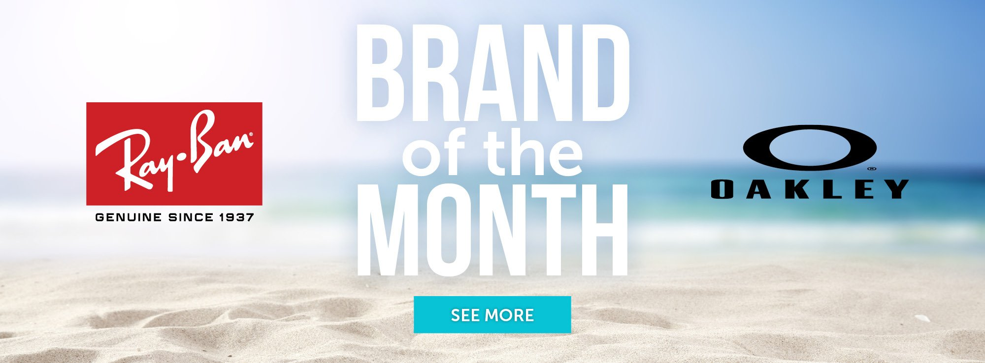 Brand of the Month-Luxottica