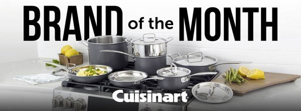 Brand of the Month: Cuisinart