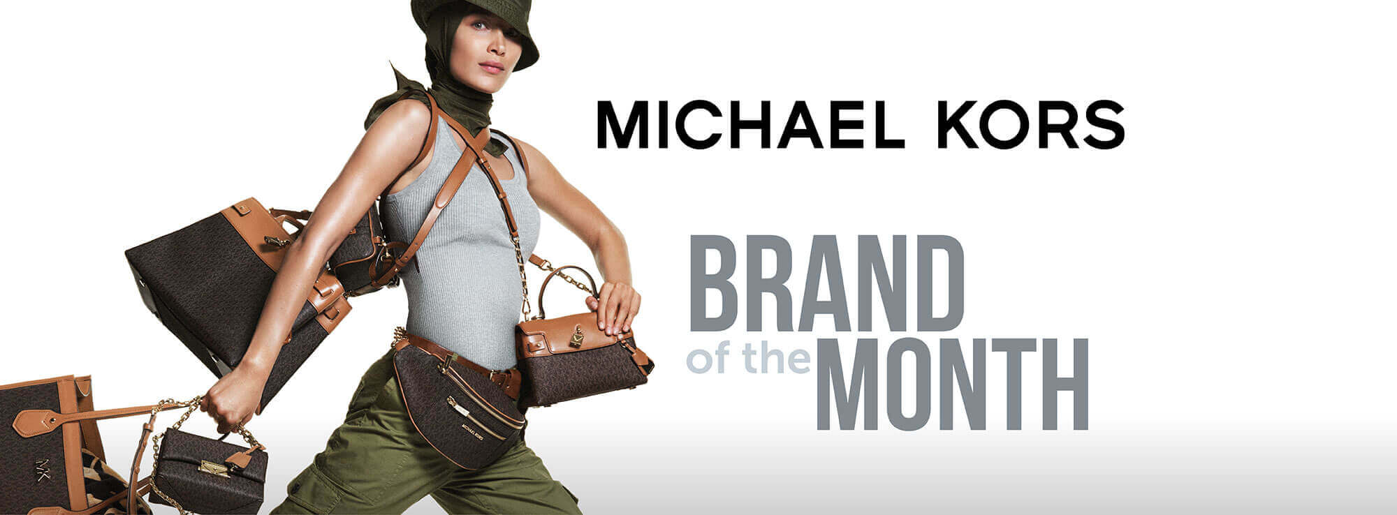 Brand of the Month - Michael Kors