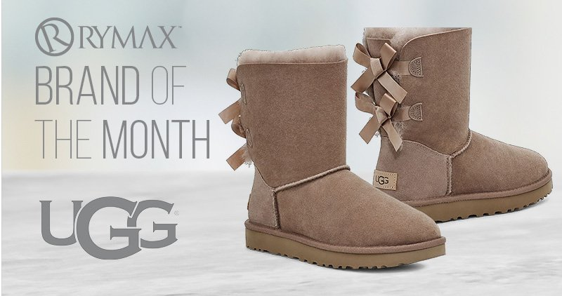 Brand of the Month- Ugg