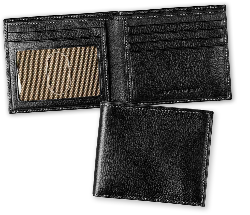 POTM-Johnston & Murphy Slimfold Wallet