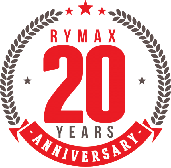 Rymax 20th Anniversary