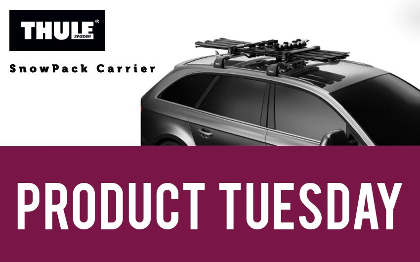 Thule SnowPack Carrier