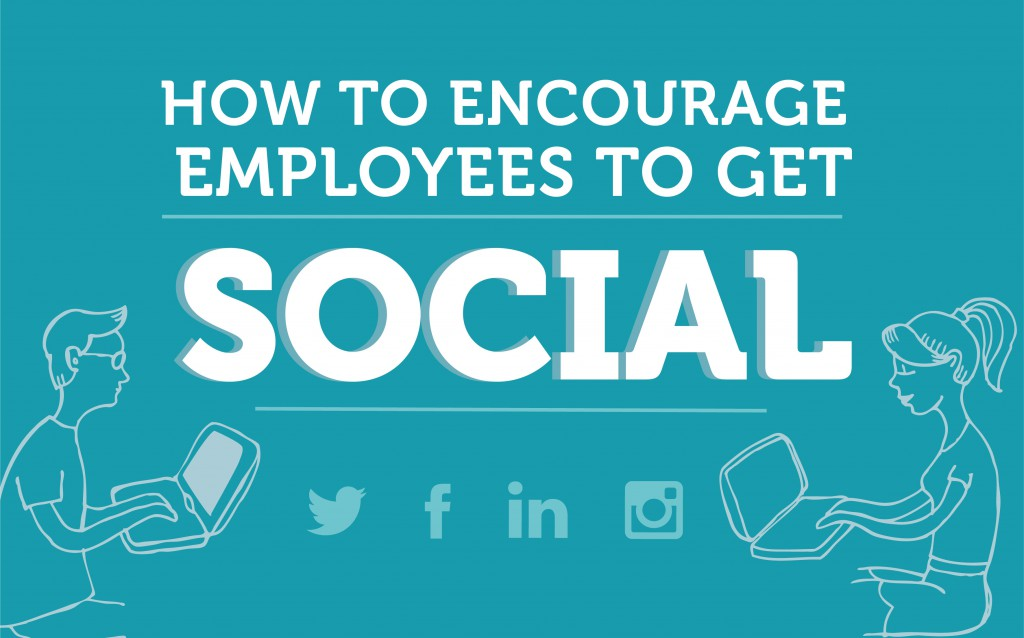 How To Encourage Employees To Get Social Infographic Rymax - Dental invoice template word rocco online store