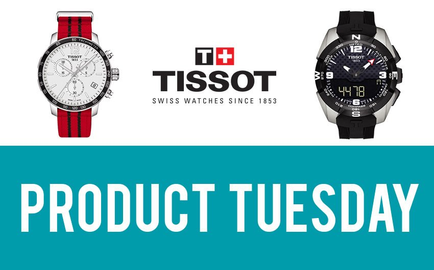 Product Tuesday: Tissot