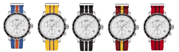 Tissot NBA Watches