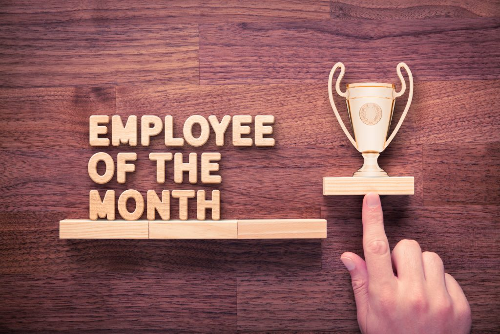 employee of the month program