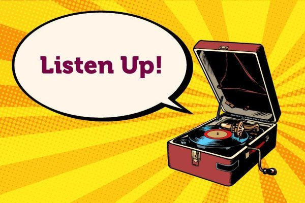 Think About it Thursday: Listen Up!