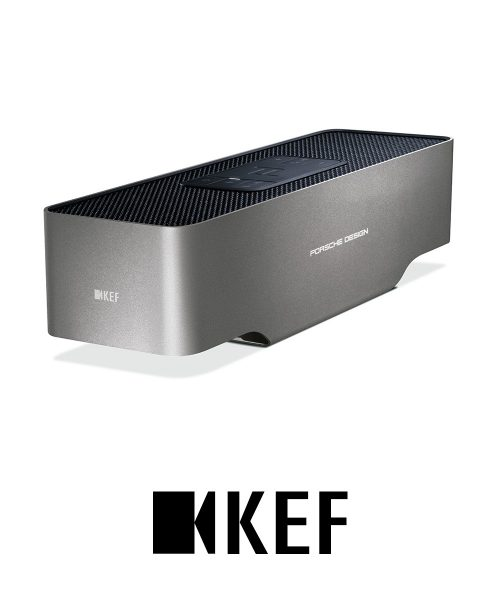KEF Gravity One Portable Bluetooth Speaker