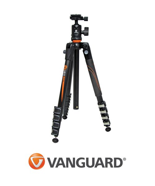 Vanguard VEO Travel Tripod with