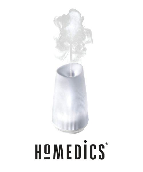Homedics Ellia Flourish Ultrasonic Aroma Diffuser