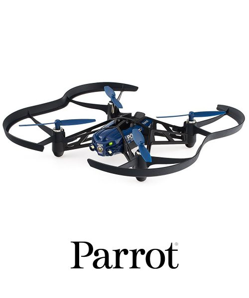 Parrot Minidrone MacLane Airborne Night drone Blue