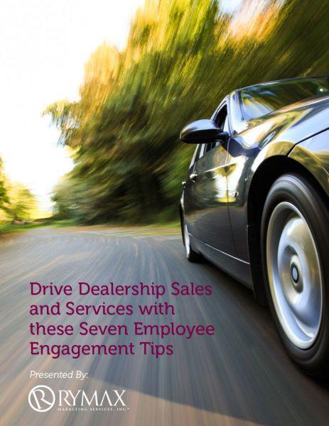 Driving Dealership Sales