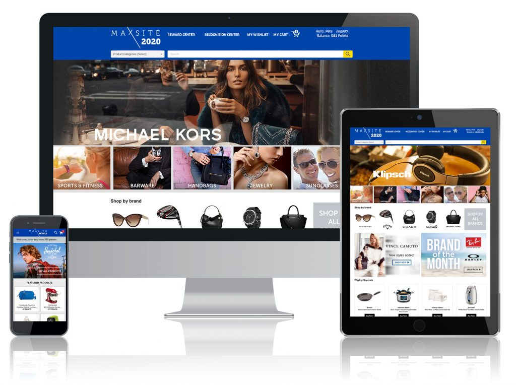 MaxSite Devices - Responsive