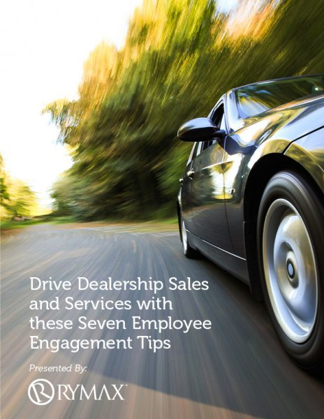 Driving Dealership Sales