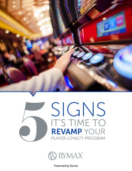 Five Signs It's Time Top Revamp Your Player Loyalty Program
