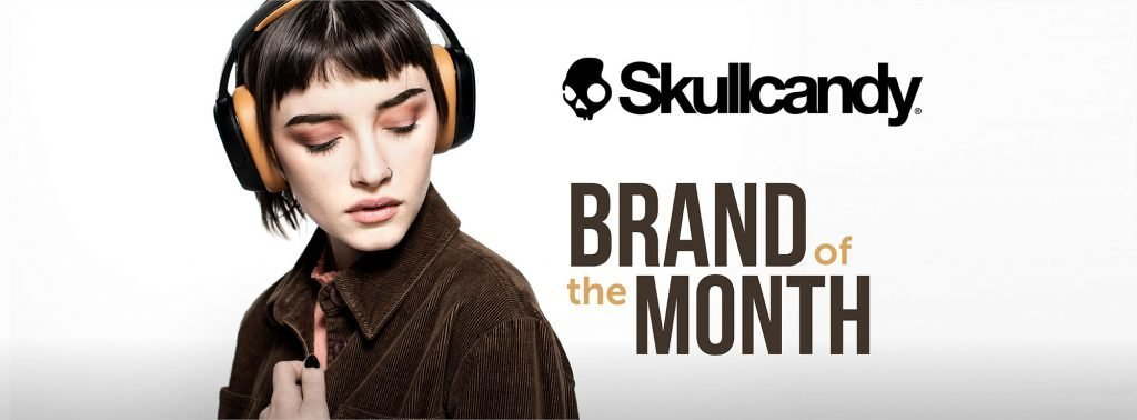 skullycandy brand of the month