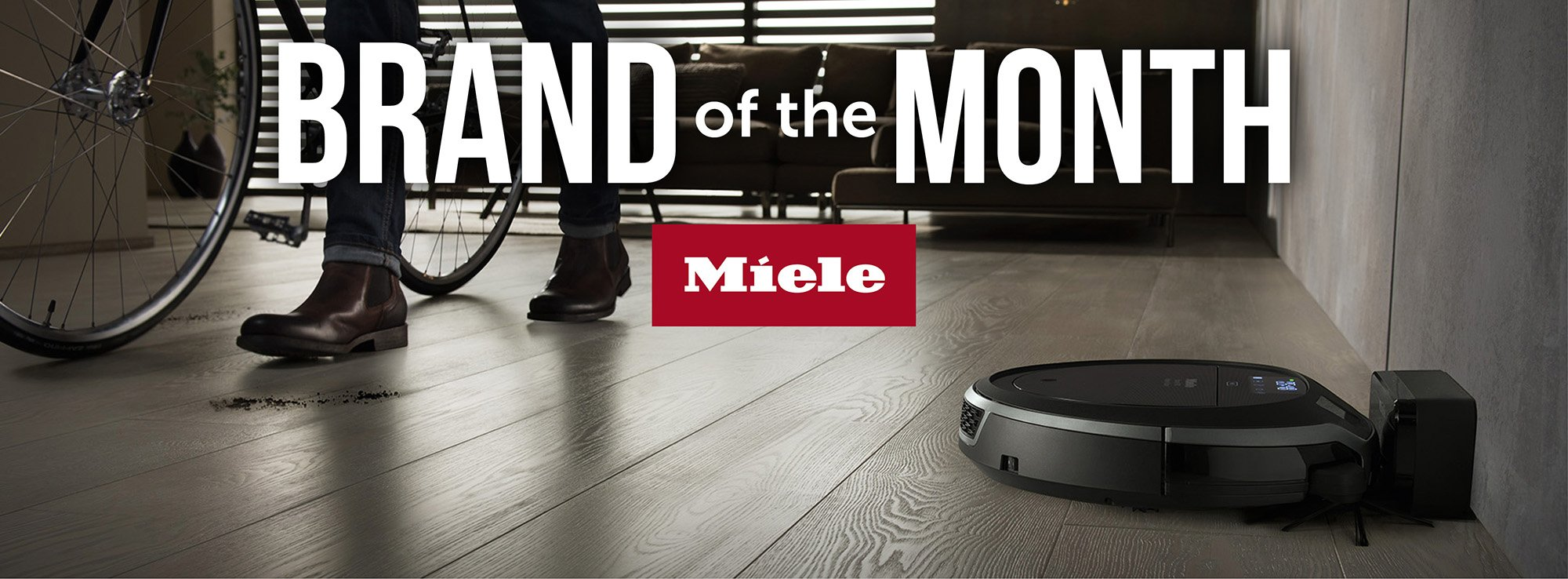 Miele Brand of the Month