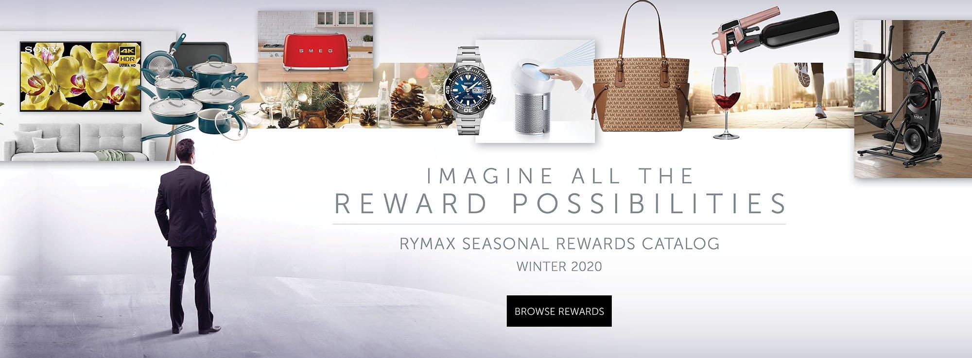 Rymax Product Catalog Winter 2020