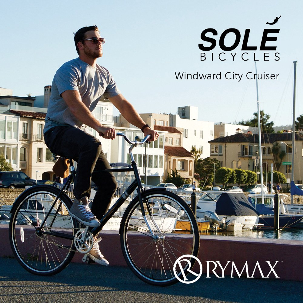 Solé Bicycles: Windward City Cruiser