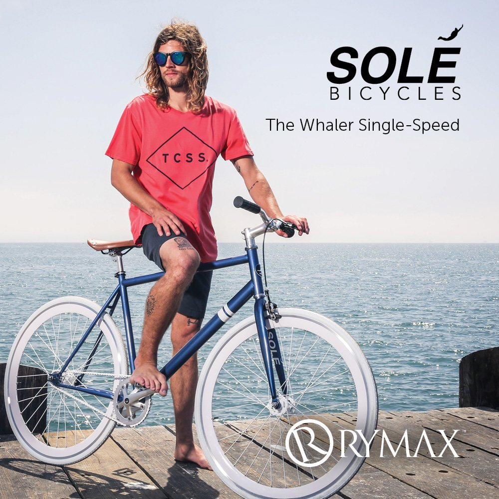 Solé Bicycles: The Whaler Single-Speed