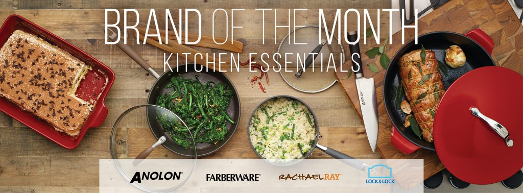 Brand of the Month-Kitchen Essentials