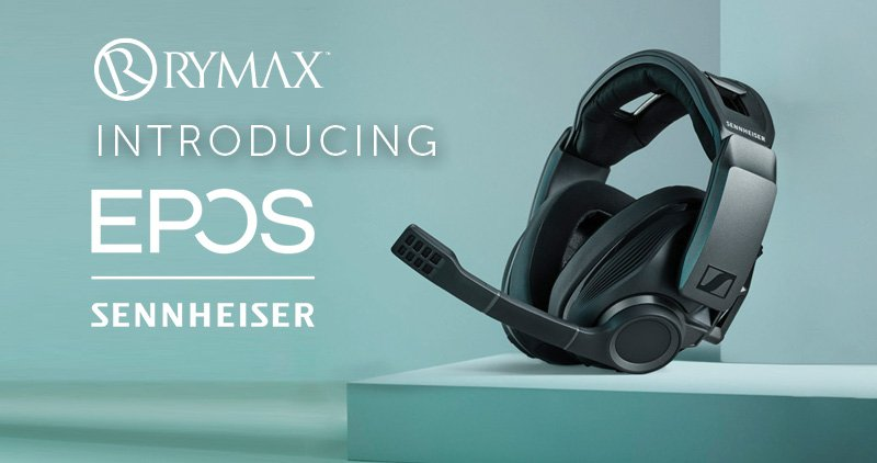 Rymax Introduces EPOS by Sennheiser