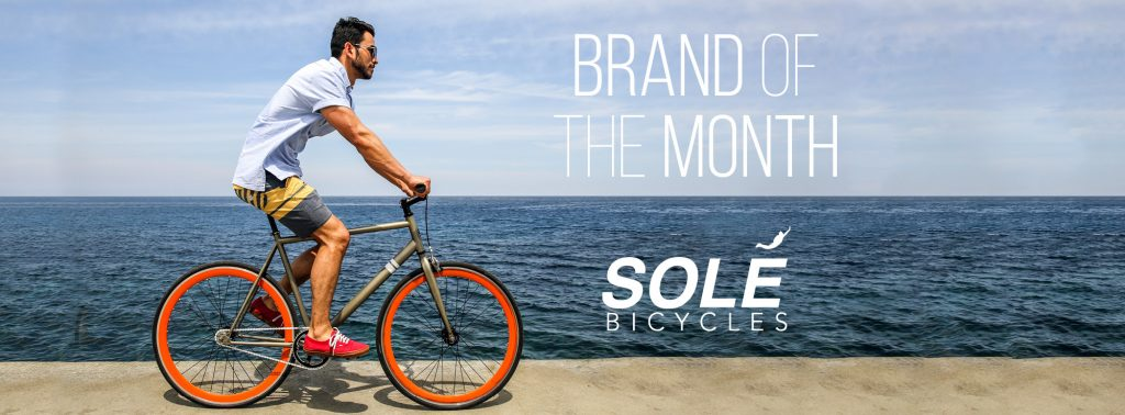 Brand of the Month: Solé Bicycles