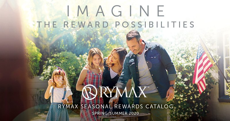 Symas Spring/Summer Rewards Catalog