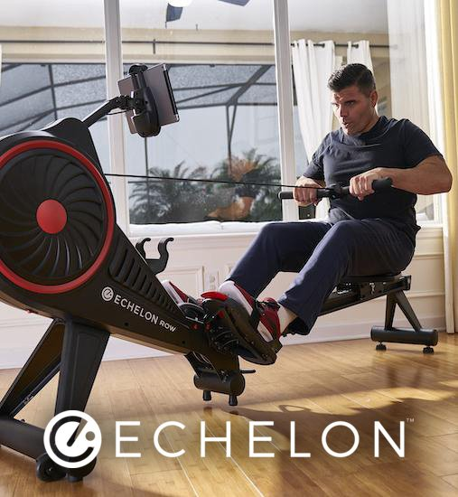 Spring Rewards: Echelon Smart Rower