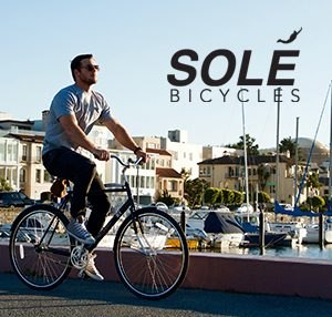 Spring Rewards: Solé Bicycles