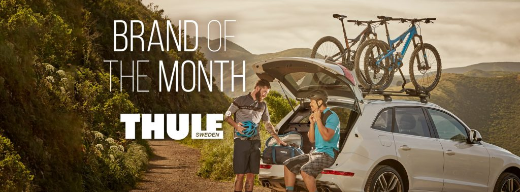 Brand of the Month - THULE