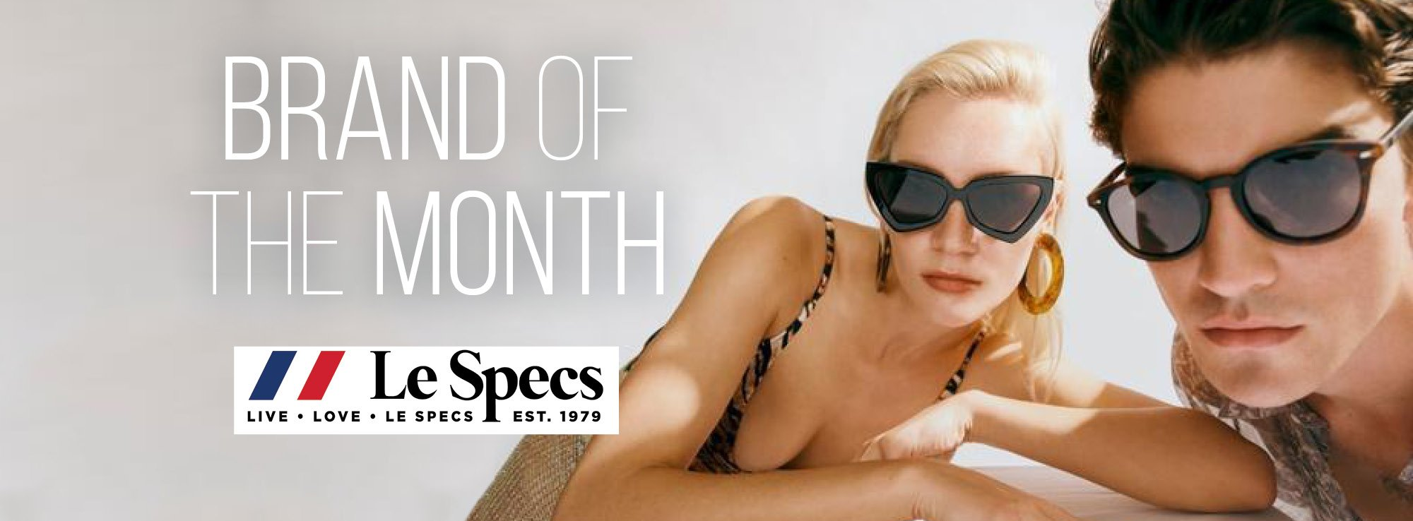 Brand of the Month: LeSpecs