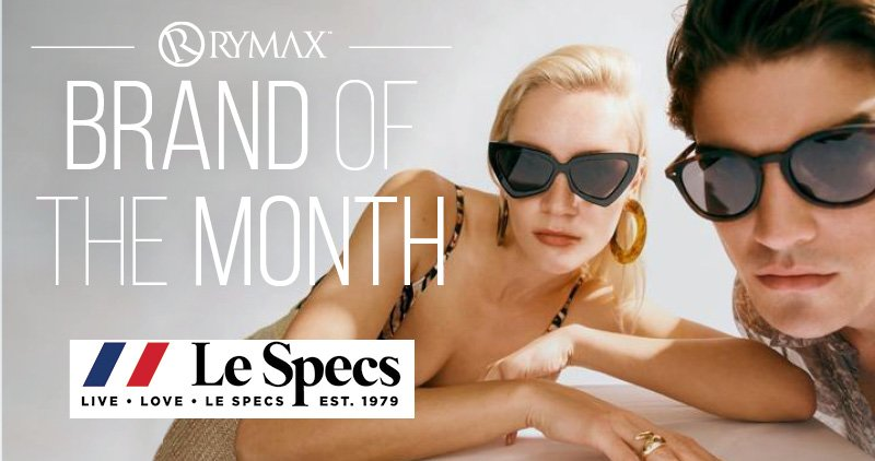 LeSpecs- Brand of the Month