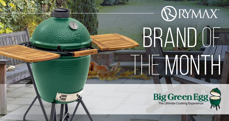 Brand of the Month: Big Green Egg