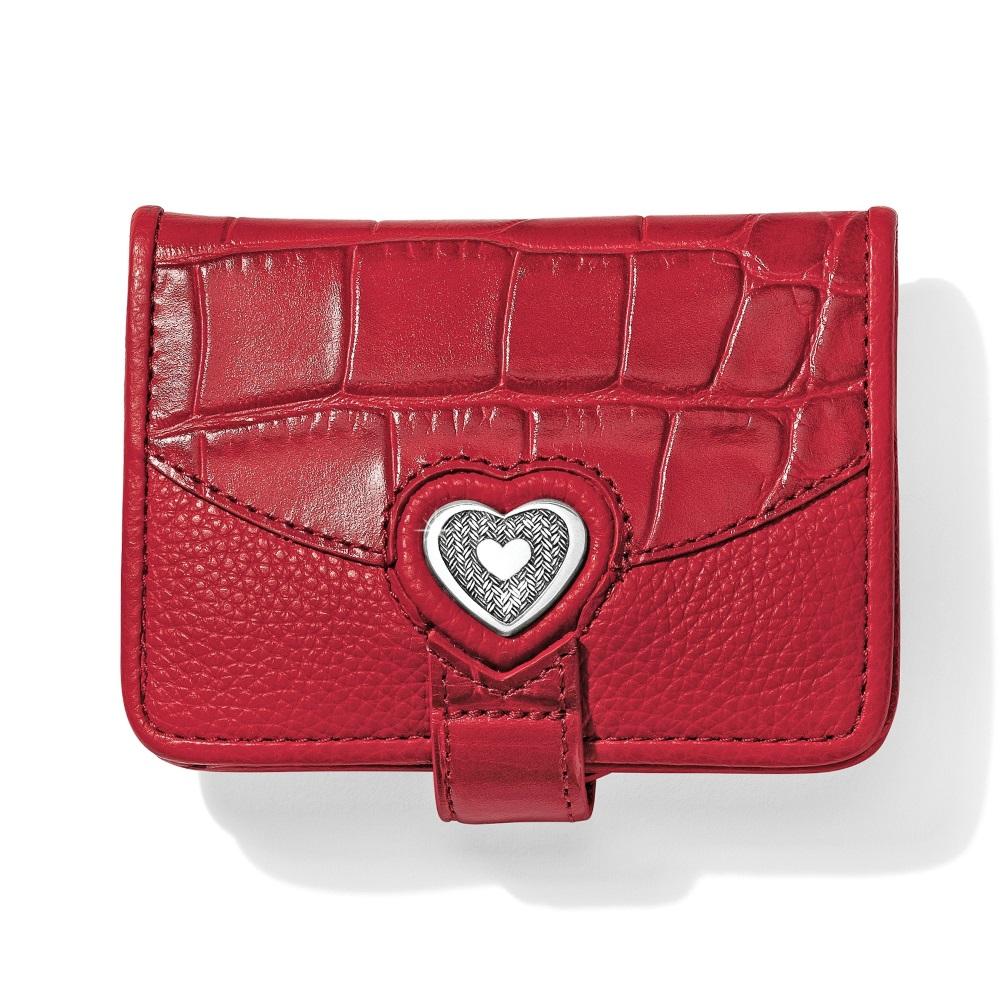 539b0a87b828 Brighton. Bellissimo Heart Wallet – Lipstick. Michael Kors. Large Slim  Envelope Trifold ...